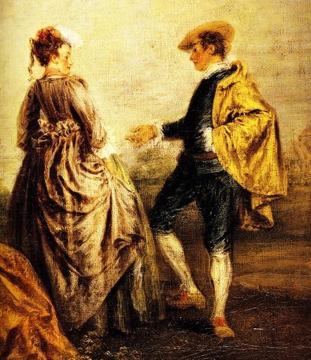 Antoine Watteau - 3