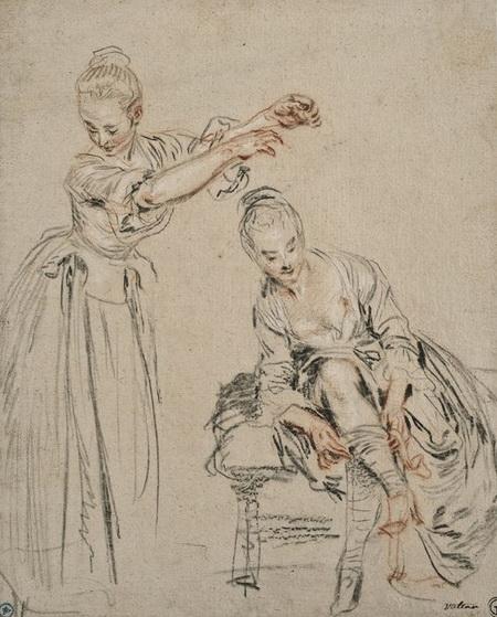Antoine Watteau - 4