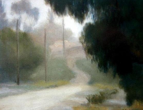 Clarice Beckett - Foggy Morn