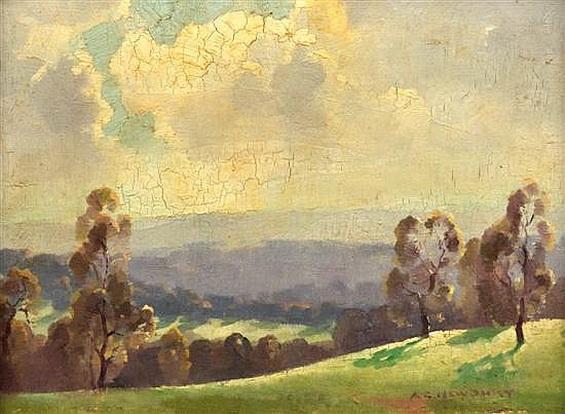 Albert Ernest Newbury - The Valley