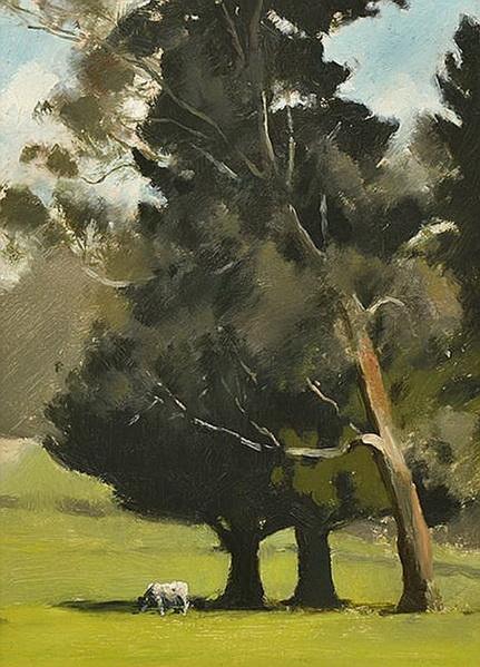 Albert Ernest Newbury - Afternoon