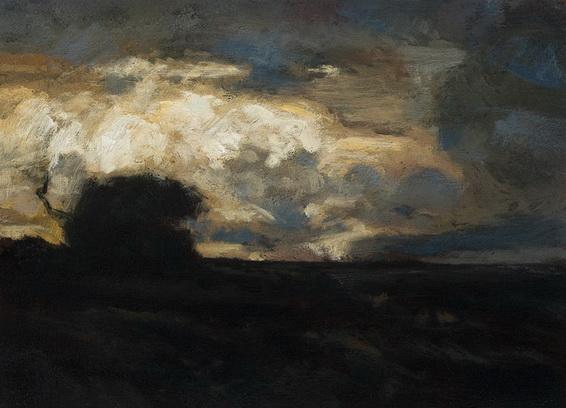 John Francis Murphy - Study after