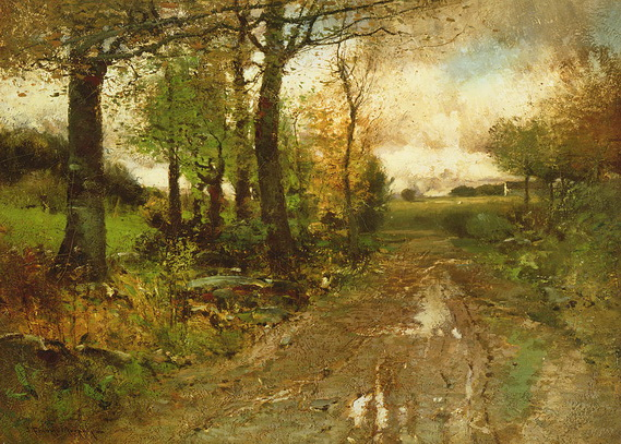 John Francis Murphy - Road Through The Woods
