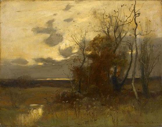 John Francis Murphy - Autumn Landscape