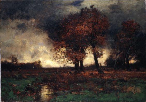 John Francis Murphy - A Stormy Day