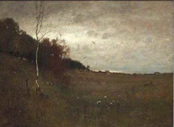 John Francis Murphy - Autumn Field