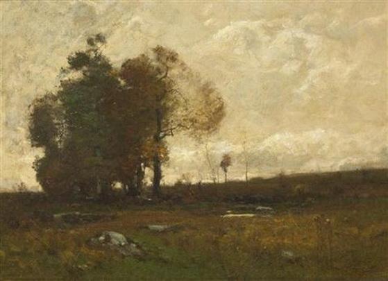 John Francis Murphy - Fall Fields