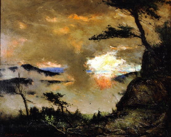 Elliott Daingerfield - Large Landscape