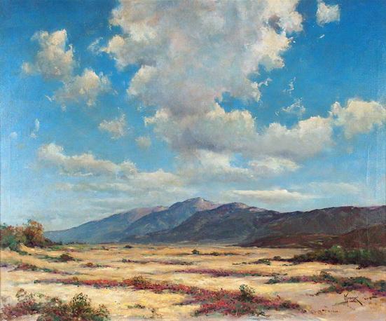 Dedrick Brandes Stuber - Springtime in the Desert