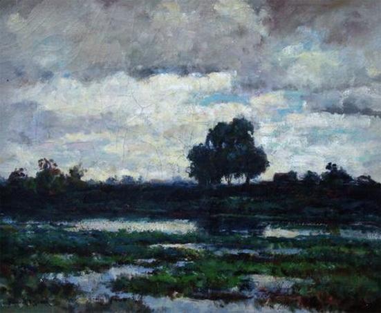 Dedrick Brandes Stuber - Storm Clouds