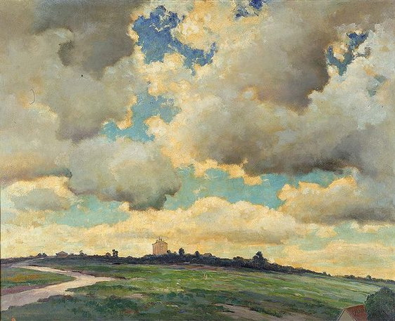Dedrick Brandes Stuber - Passing Clouds