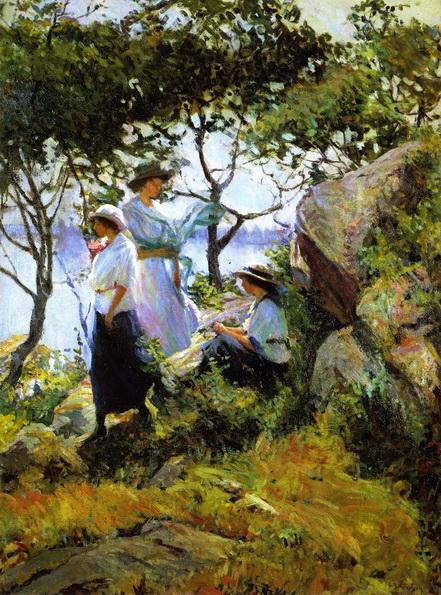 Mary Bradish Titcomb - Summer Girls
