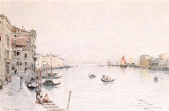 Paolo Sala - Riva di Giacomo, Venezia