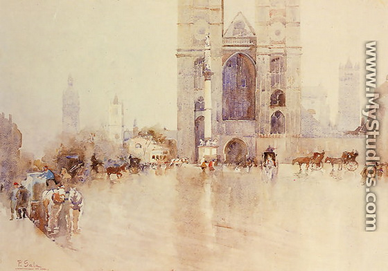 Paolo Sala - Westminister Abbey