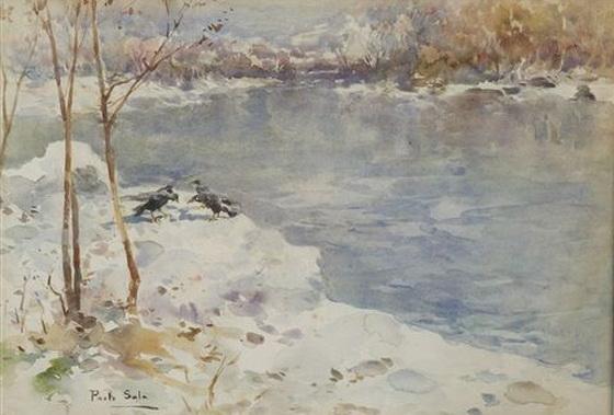 Paolo Sala - Paesaggio
