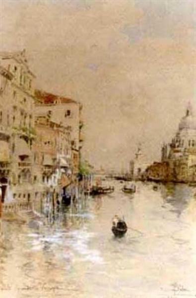 Paolo Sala - Canal Grande, Venezia