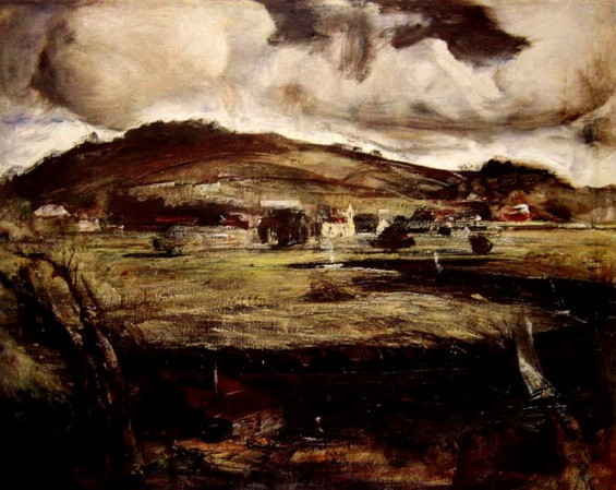 Lloyd Rees - Nor Easter Weather