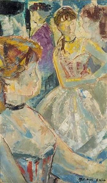 Emilio Sala Frances - Dancers