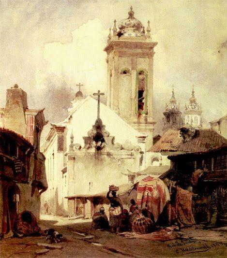 Eduard Hildebrandt - Rio de Janeiro 2