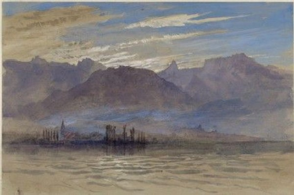 John Ruskin -  Morning in Spring