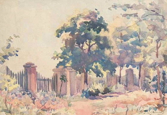Дворников - Старый сад