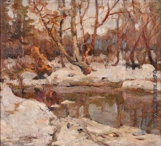 Дворников - Зима
