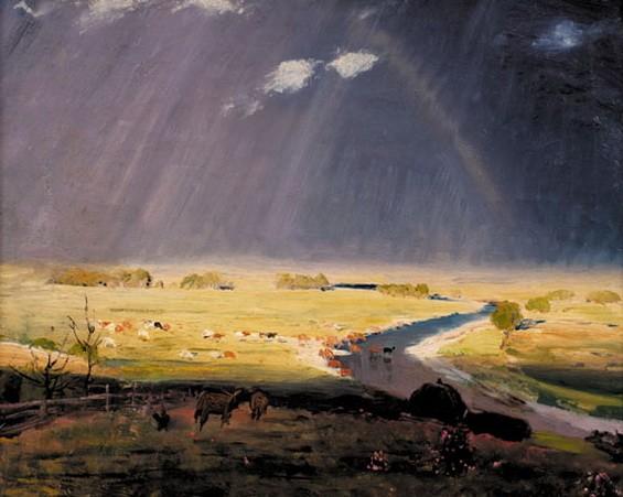 Дубовский - Зарождение  радуги
