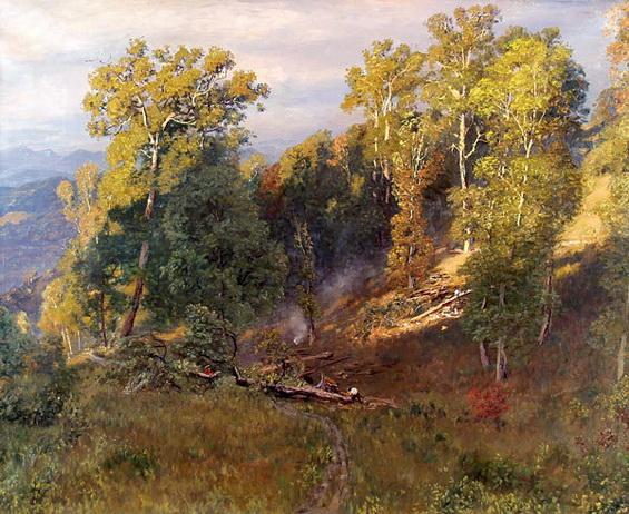 Дубовский - Рубка леса