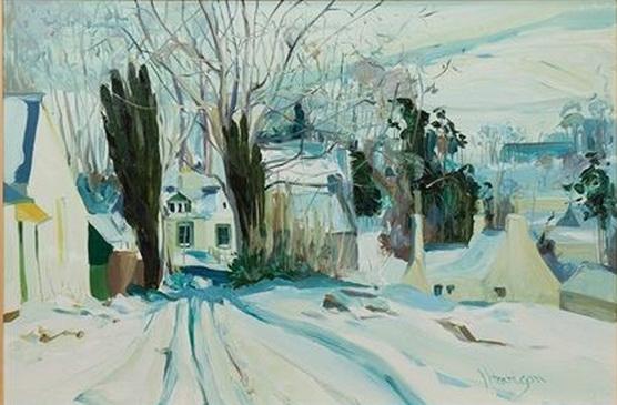 James Harrigan - THE MOUNT AT BARR
