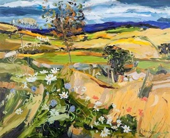 James Harrigan - Edge of Garden