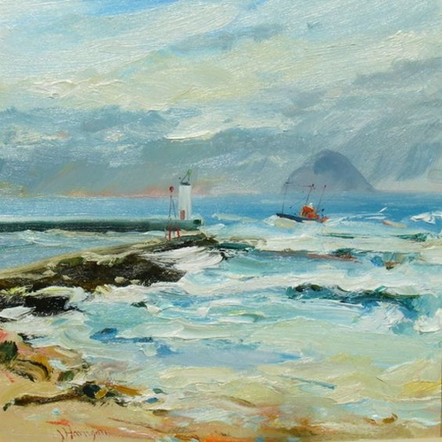 James Harrigan - The Day of the Storm