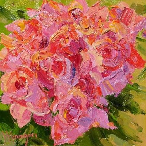 James Harrigan - Pink Roses