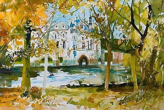 James Harrigan - Chateau de Chenonceau
