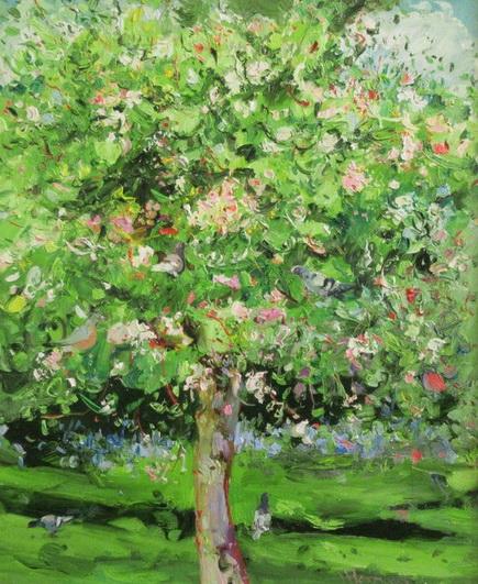 James Harrigan - Apple Blossom
