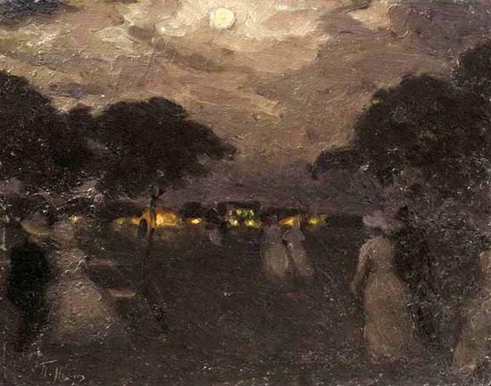 Нилус - Вечерняя прогулка