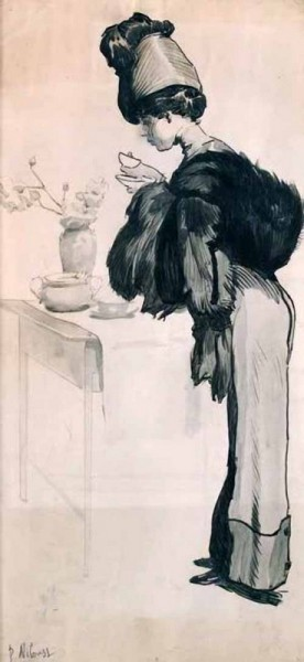 Нилус - Элегантная женщина