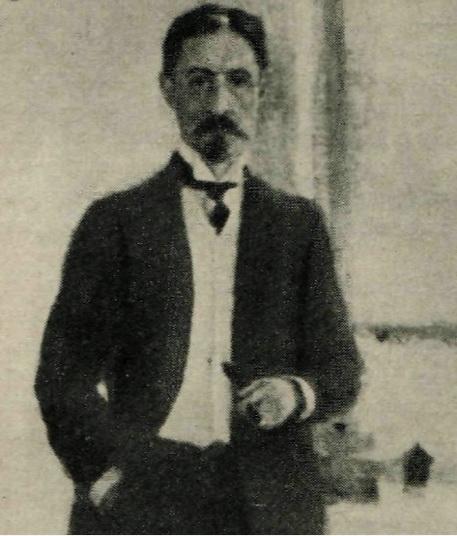 Нилус - Портрет Бунина