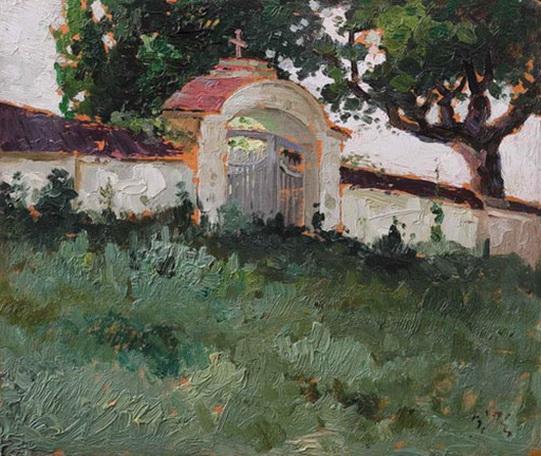Костанди - Монастывские ворота