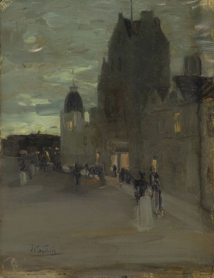 James Guthrie - Street in Oban