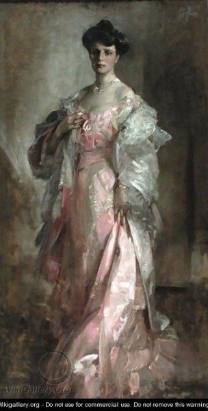 James Guthrie - Portrait of Lady Harriet