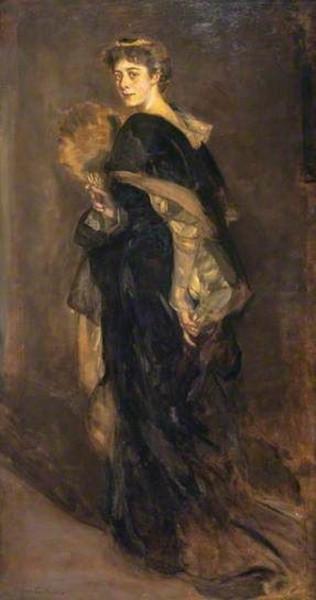 James Guthrie - The Velvet Cloak