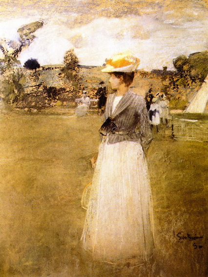 James Guthrie - Tennis