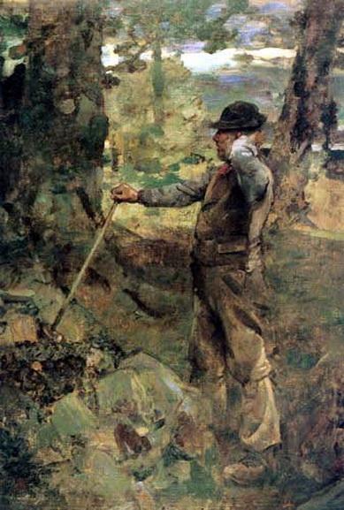James Guthrie - Concasseur de pierres