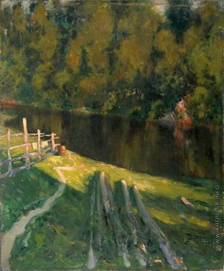 Щербиновский - Речка в лесу