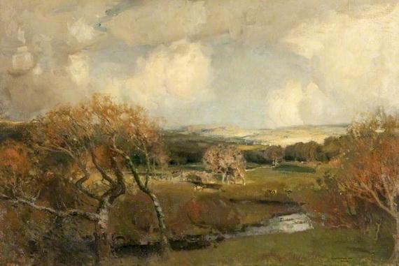 James Paterson - Borderland