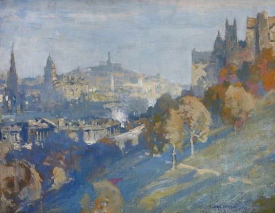 James Paterson - From the Castle to the Calton