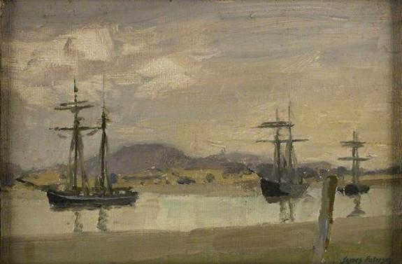 James Paterson - The Estuary