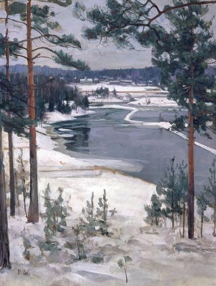 Victor Westerholm - Kymidjoki