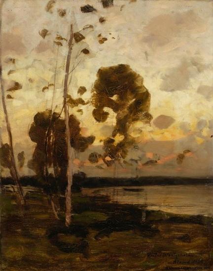 Victor Westerholm - Sunset