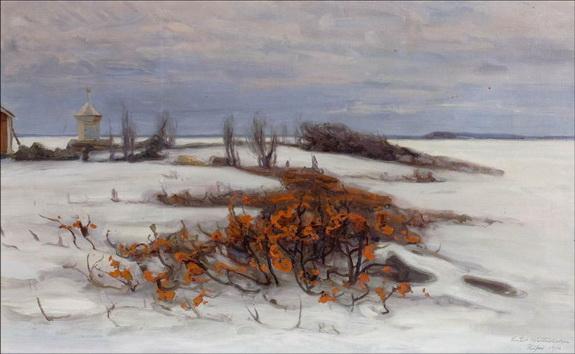 Victor Westerholm - TALVIPAIVA